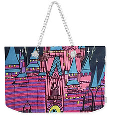 Walt Disney World Cinderrela Castle Weekender Tote Bag