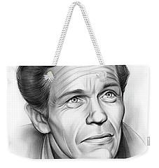 Walter Burke Weekender Tote Bag