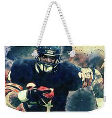 Walter Payton Weekender Tote Bag