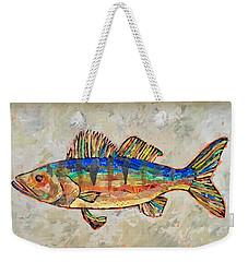 Walter The Walleye Weekender Tote Bag