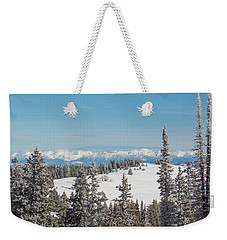 Walton Peak  Weekender Tote Bag