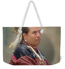 Wampanoag Powwow_0043 Weekender Tote Bag