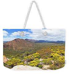 Wangara Hill Flinders Ranges South Australia Weekender Tote Bag