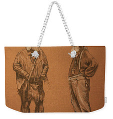 Wanna Buy A Hat? Weekender Tote Bag