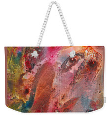 Wanting To See Or Not Weekender Tote Bag
