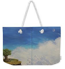 War And Peace Weekender Tote Bag