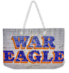 War Eagle Weekender Tote Bag by JC Findley