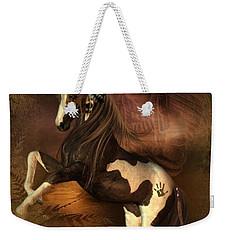 War Horse 2 Weekender Tote Bag