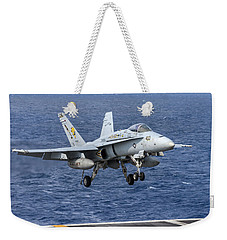 War Party Coming In Weekender Tote Bag