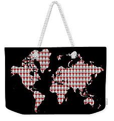 Warhol's World Weekender Tote Bag