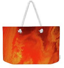 Warm  Weekender Tote Bag