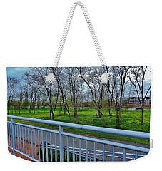 Warm Rainforest  Weekender Tote Bag