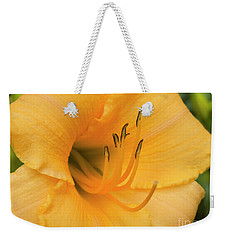 Warm Thoughts Weekender Tote Bag