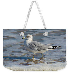 Warm Water Wading Weekender Tote Bag by Kenneth Albin