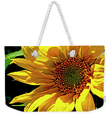 Warm Welcoming Sunflower Weekender Tote Bag