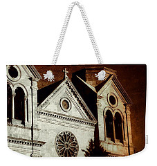 Warming Faith Weekender Tote Bag