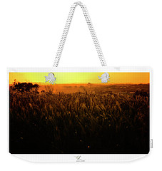 Warmth Of A Yellow Sun Weekender Tote Bag