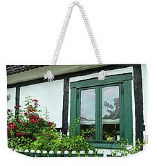 Warnemunde Germany Window Weekender Tote Bag