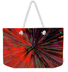Weekender Tote Bag featuring the photograph Warp Drive Mr Scott by Tony Beck