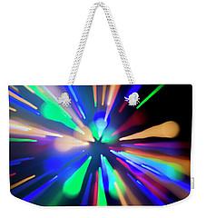 Warp Factor 1 Weekender Tote Bag