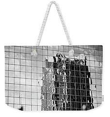 Warp Weekender Tote Bag