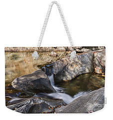 Warren Falls Weekender Tote Bag