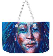 Warrior Goddess Weekender Tote Bag