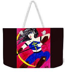Warrior Queen  Weekender Tote Bag
