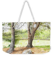 Warriors Path St Park Weekender Tote Bag