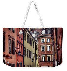 Warsaw Old Town Charm Weekender Tote Bag