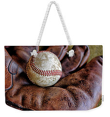 Wartime Baseball Weekender Tote Bag