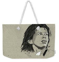 Warwick Davis Weekender Tote Bag