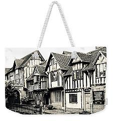 Warwick History Weekender Tote Bag