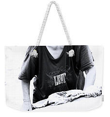 Wash Day Again Weekender Tote Bag