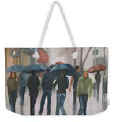 Wash Out Weekender Tote Bag