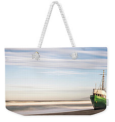Washed Ashore Weekender Tote Bag by Jon Glaser