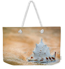 Weekender Tote Bag featuring the photograph Washed Up by Sebastian Musial