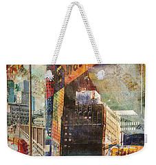 Washington Ave. 2 Weekender Tote Bag