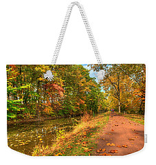 Washington Crossing Park Weekender Tote Bag