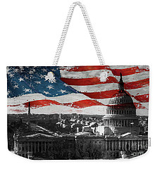 Washington Dc 56t Weekender Tote Bag by Gull G