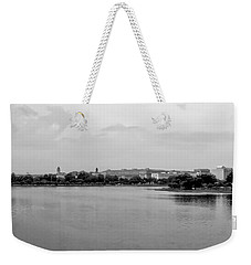 Washington Landmarks Weekender Tote Bag by Heather Applegate