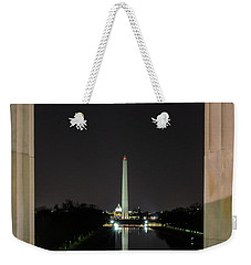 Washington Monument 2 Weekender Tote Bag