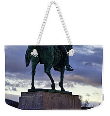 Washington Monument At West Point Weekender Tote Bag