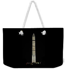 Washington Monument In Repair Weekender Tote Bag