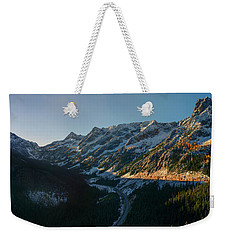 Washington Pass Rising Weekender Tote Bag