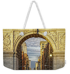 Washington Square Golden Arch Weekender Tote Bag