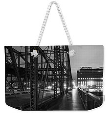 Washington Street Bridge Weekender Tote Bag