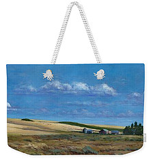 Washington Wheatland Classic Weekender Tote Bag