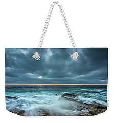 Washover Weekender Tote Bag by Peter Tellone