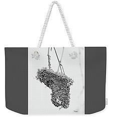 Wasp Nest Heart Weekender Tote Bag